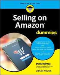image of Selling on Amazon for Dummies (For Dummies (Business & Personal Finance))