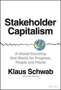 Link to an enlarged image of Stakeholder Capitalism : A Global Economy That Works for Progress, People and Planet