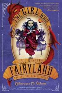 Link to an enlarged image of The Girl Who Fell Beneath Fairyland and Led the Revels There (Fairyland) (Reprint)