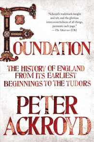 Link to an enlarged image of Foundation : The History of England from Its Earliest Beginnings to the Tudors (Reprint)
