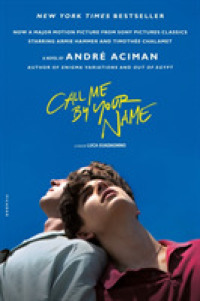 Call Me by Your Name 9781250169440