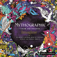 Mythographic Color and Discover - Imagine 9781250208767