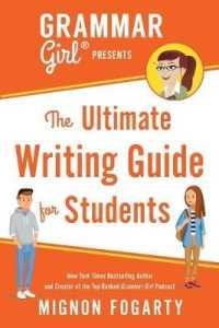 Link to an enlarged image of Grammar Girl Presents the Ultimate Writing Guide for Students (Reprint)