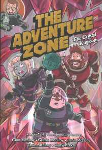 Link to an enlarged image of The Adventure Zone 4 : The Crystal Kingdom (Adventure Zone)