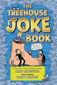 Link to an enlarged image of The Treehouse Joke Book (13 Story Treehouse) (Reprint)