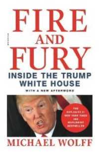Link to an enlarged image of Fire & Fury (International Edition) -- Paperback
