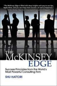 Link to an enlarged image of The Mckinsey Edge : Success Principles from the World's Most Powerful Consulting Firm