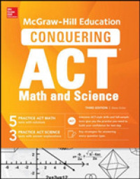 Books Kinokuniya: McGraw-Hill Education's Conquering the Act