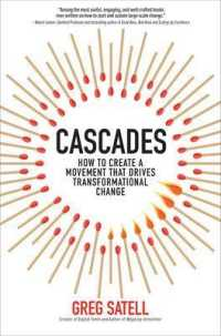 Link to an enlarged image of Cascades : How to Create a Movement That Drives Transformational Change