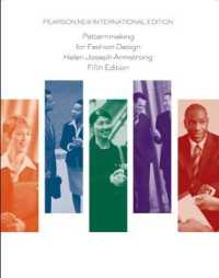 Link to an enlarged image of Patternmaking for Fashion Design: Pearson New International Edition (5th)