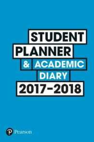 Student Planner and Academic Diary -- Pa... by Weyers, Jonathan Mcmillan, Kathleen