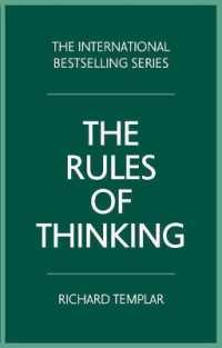 Link to an enlarged image of The Rules of Thinking