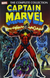 Link to an enlarged image of Captain Marvel : The Complete Collection (Captain Marvel)