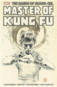 Link to an enlarged image of The Hands of Shang-Chi, Master of Kung-Fu Omnibus 4 (Hands of Shang-chi, Master of Kung-fu Omnibus)