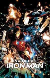 Link to an enlarged image of Invincible Iron Man 3 : Civil War II (Iron Man)