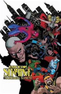 Link to an enlarged image of Doctor Strange and the Sorcerers Supreme 2 : Time after Time (Doctor Strange)