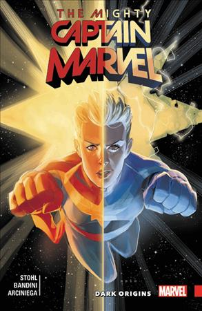Link to an enlarged image of The Mighty Captain Marvel 3 : Dark Origins (Captain Marvel)