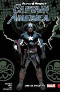 Link to an enlarged image of Captain America Steve Rogers 3 : Empire Building (Captain America)