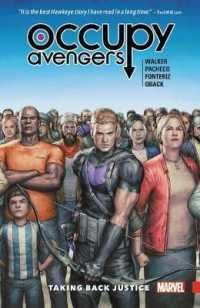 Link to an enlarged image of Occupy Avengers 1 : Taking Back Justice (Occupy Avengers)
