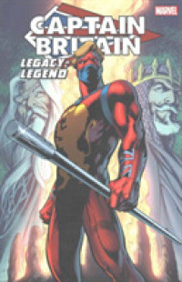 Link to an enlarged image of Captain Britain : Legacy of a Legend (Captain Britain)