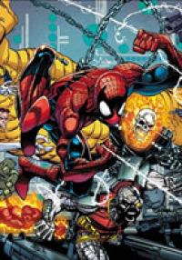 Link to an enlarged image of Spider-Man Omnibus (Spider-man)