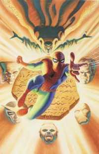 Link to an enlarged image of Spider-Man : The Lifeline Tablet Saga (Amazing Spider-man)