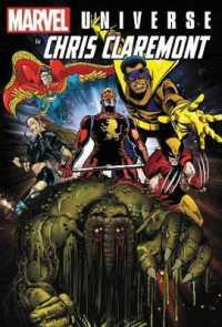 Link to an enlarged image of Marvel Universe by Chris Claremont Omnibus