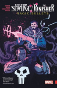 Link to an enlarged image of Doctor Strange / the Punisher : Magic Bullets (Punisher)