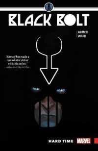 Link to an enlarged image of Black Bolt 1 : Hard Time (Black Bolt)