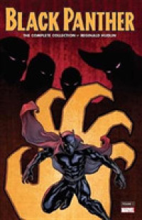 Link to an enlarged image of Black Panther the Complete Collection 1 (Black Panther: the Complete Collection)