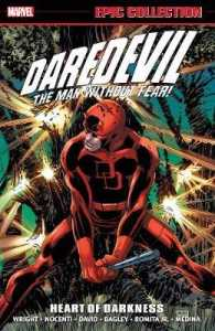 Link to an enlarged image of Epic Collection: Daredevil 14 : Heart of Darkness (Epic Collection: Daredevil)