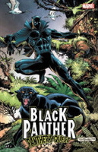 Link to an enlarged image of Black Panther : Panther's Quest (Black Panther)