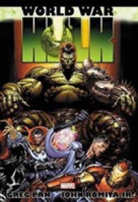 Link to an enlarged image of World War Hulk Omnibus (Hulk)