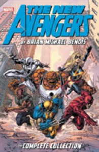 Link to an enlarged image of New Avengers the Complete Collection 7 (New Avengers: the Complete Collection)