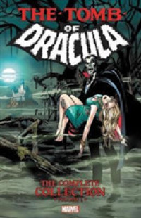 Link to an enlarged image of Tomb of Dracula 1 : The Complete Collection (Tomb of Dracula)
