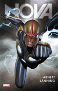Link to an enlarged image of Nova by Abnett & Lanning the Complete Collection 1 (Nova by Abnett & Lanning: the Complete Collection)