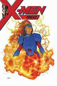 Link to an enlarged image of X-Men Red 1 : The Hate Machine (X-men Red)