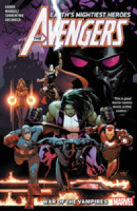 Link to an enlarged image of Avengers 3 : War of the Vampires (Avengers)