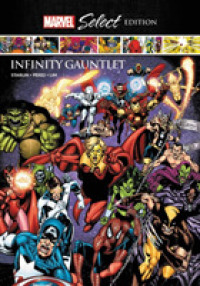 Link to an enlarged image of Infinity Gauntlet : Marvel Select Edition (Infinity Gauntlet)