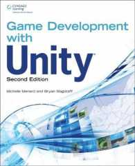 Link to an enlarged image of Game Development with Unity (2nd)