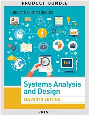 Link to an enlarged image of Systems Analysis and Design + Why New Systems Fail (11th Hardcover + Paperback)