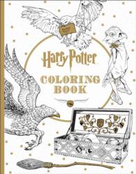 Coloriage Anti Stress Harry Potter.Books Kinokuniya Harry Potter Colouring Book Harry Potter