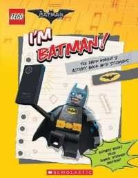 Link to an enlarged image of I'm Batman! (Lego the Batman Movie) (ACT STK)