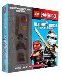 Link to an enlarged image of The Ultimate Ninja Training Manual : Your Step-by-step Guide to Becoming a Spin Jitzu Ninja (Lego Ninjago) (BOX PCK AC)