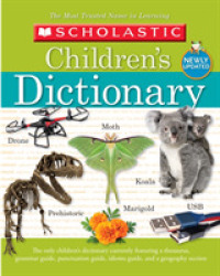 Link to an enlarged image of Scholastic Children's Dictionary