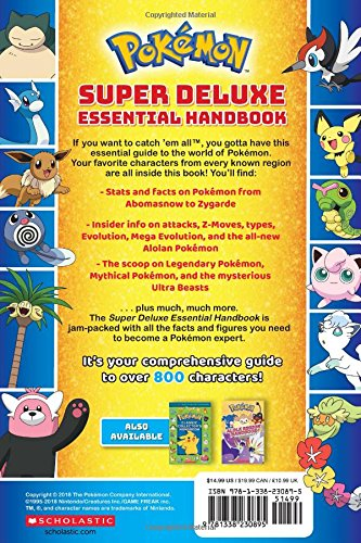 Pokemon encyclopedia pdf