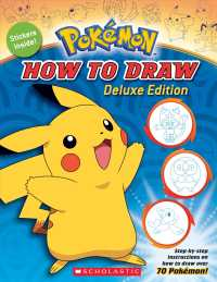 Link to an enlarged image of Pokemon How to Draw (Pokmon) (CSM Deluxe)