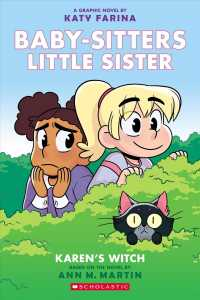 Link to an enlarged image of Baby-sitters Little Sister 1 : Karen's Witch (Baby-sitters Little Sister)