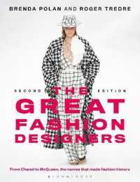 Books Kinokuniya The Great Fashion Designers From Chanel To Mcqueen The Names That Made Fashion History 2nd Reprint Polan Brenda Tredre Roger 9781350091603
