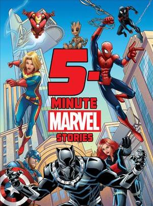 Link to an enlarged image of 5-Minute Marvel Stories (5-minute Stories)